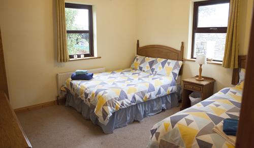 Sunset Triple Bedroom